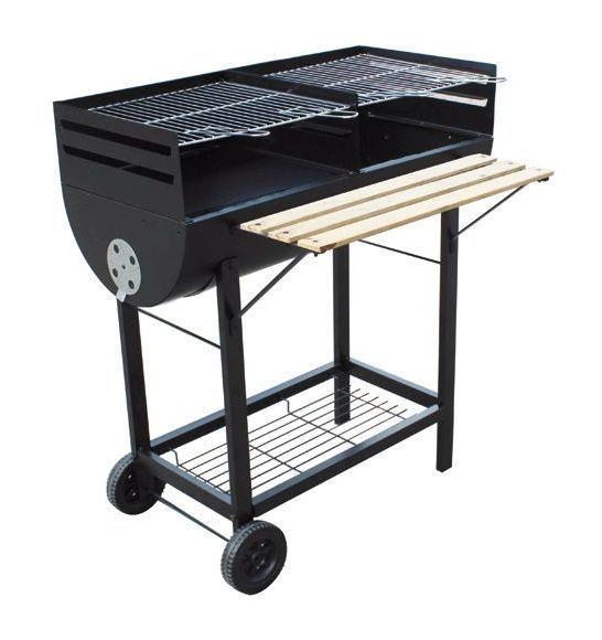 set barbecue professionale