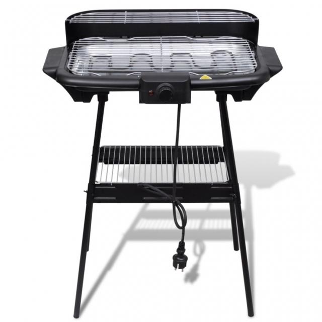 barbecue elettrico tondo