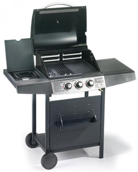 barbecue gas pietra lavica da tavolo