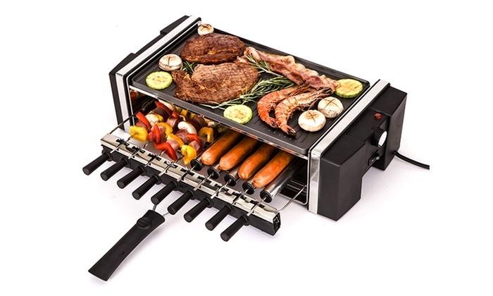 griglia elettrica verdure