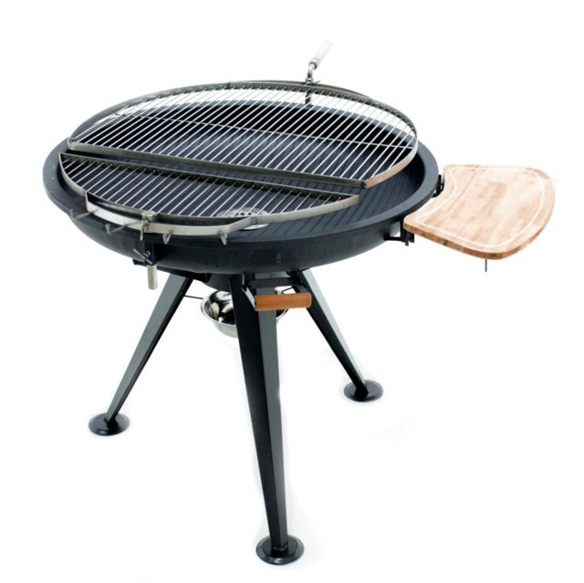 Barbecue a carbonella in acciaio inox tra i più venduti su Amazon