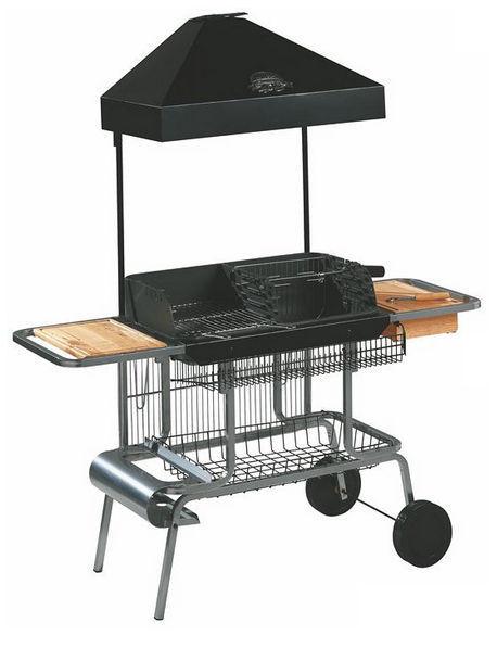 Barbecue a carbonella per interni tra i più venduti su Amazon