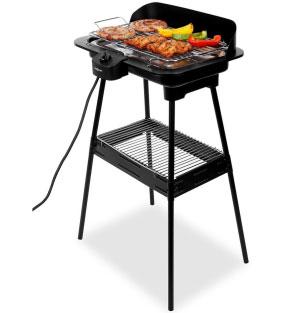 Barbecue elettrico tondo tra i più venduti su Amazon