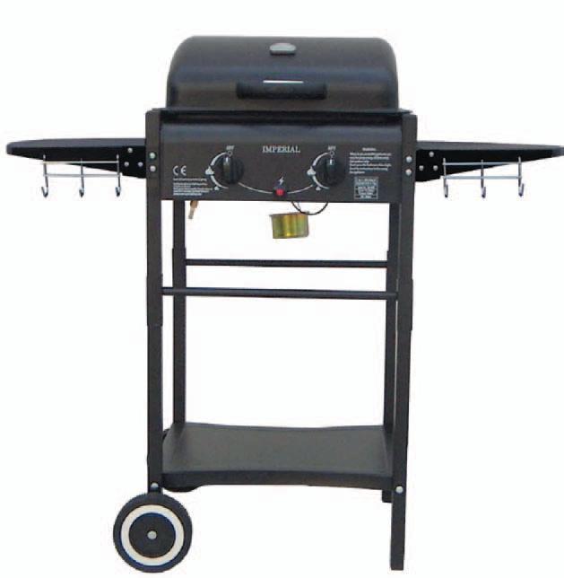 Barbecue gas pietra lavica 4 tra i più venduti su Amazon