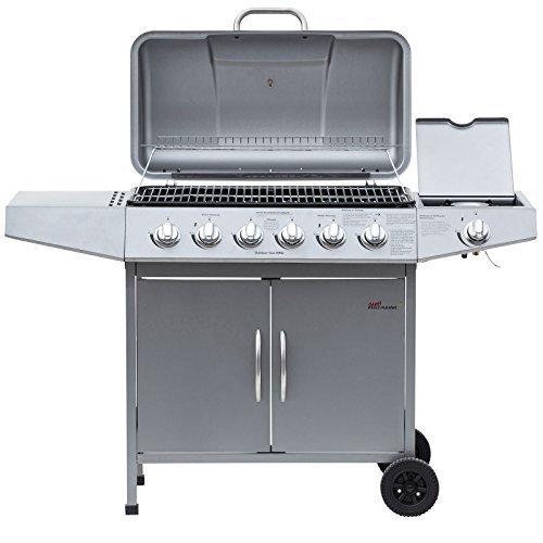 Barbecue gas spirit original e320 tra i più venduti su Amazon
