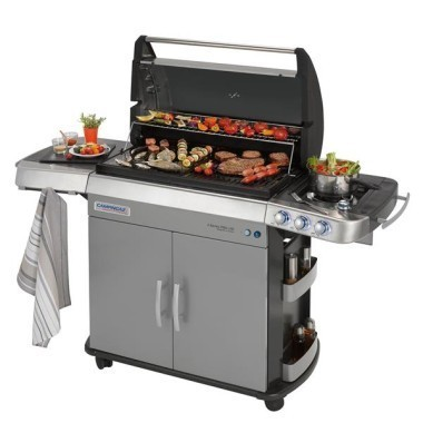 Barbecue gas weber tra i più venduti su Amazon