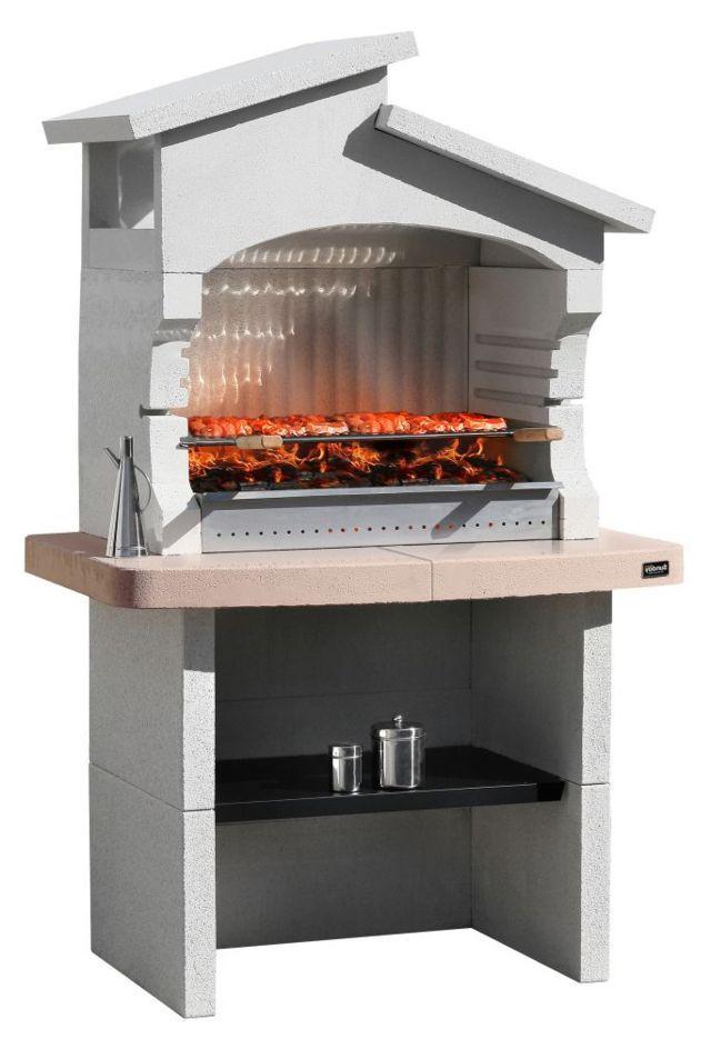 Comprare a buon prezzo barbecue muratura a legna da esterno - Barbecue a legna da esterno ...