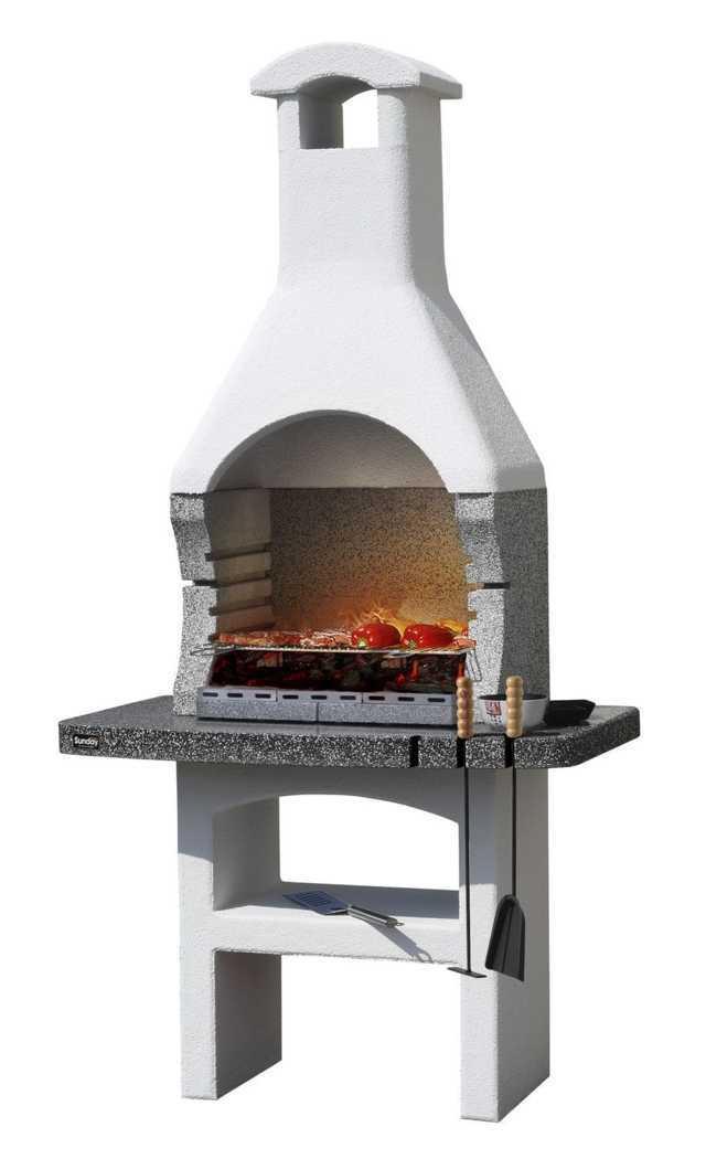 Barbecue muratura esterno ecco le offerte pi economiche for Offerte barbecue in muratura