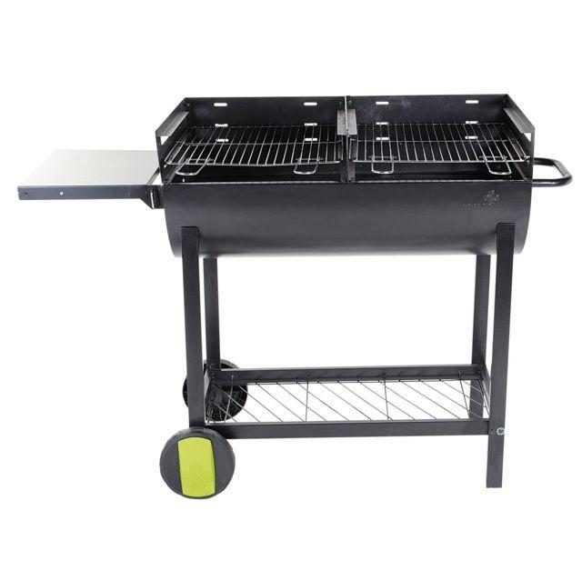 Utensili Grill Casa Vivente Marchio BBQ in Alluminio con Manico per Carne alla Griglia Accessori Barbecue Scatola in Legno Marchiatore per Bistecche